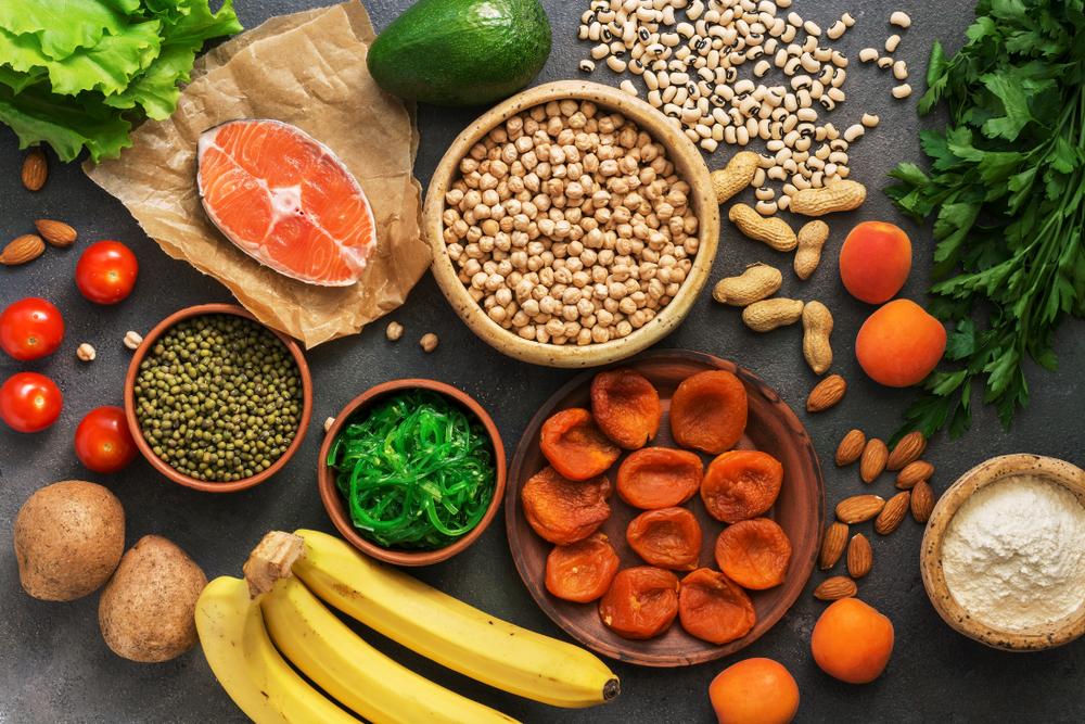 Najlepsze źródła dietetyczne potasu